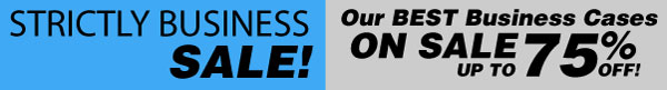 Strictly Business Sale! Up To 75% Off!
